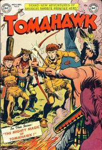 Cover Thumbnail for Tomahawk (DC, 1950 series) #8