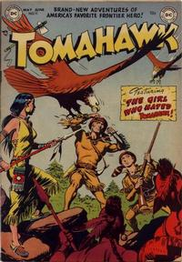 Cover Thumbnail for Tomahawk (DC, 1950 series) #11