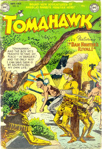 Cover Thumbnail for Tomahawk (DC, 1950 series) #13