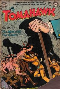 Cover Thumbnail for Tomahawk (DC, 1950 series) #21