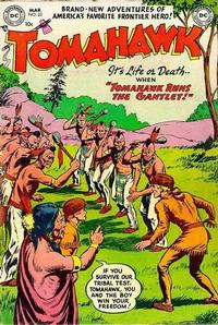 Cover Thumbnail for Tomahawk (DC, 1950 series) #23
