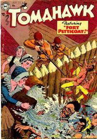 Cover Thumbnail for Tomahawk (DC, 1950 series) #26