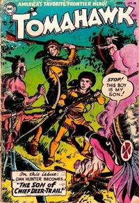 Cover Thumbnail for Tomahawk (DC, 1950 series) #28
