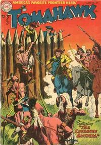 Cover Thumbnail for Tomahawk (DC, 1950 series) #29