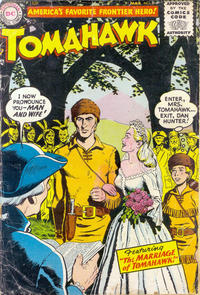 Cover Thumbnail for Tomahawk (DC, 1950 series) #31