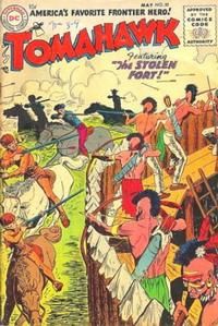 Cover Thumbnail for Tomahawk (DC, 1950 series) #32