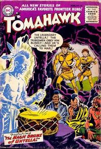 Cover Thumbnail for Tomahawk (DC, 1950 series) #34