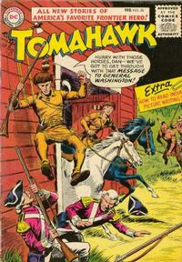 Cover Thumbnail for Tomahawk (DC, 1950 series) #38