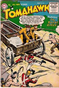Cover Thumbnail for Tomahawk (DC, 1950 series) #40
