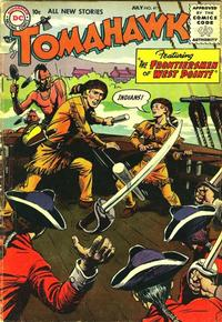 Cover Thumbnail for Tomahawk (DC, 1950 series) #41