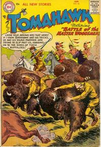 Cover Thumbnail for Tomahawk (DC, 1950 series) #45