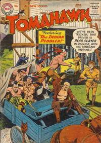 Cover Thumbnail for Tomahawk (DC, 1950 series) #47
