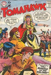 Cover Thumbnail for Tomahawk (DC, 1950 series) #52