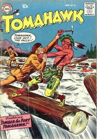 Cover Thumbnail for Tomahawk (DC, 1950 series) #53