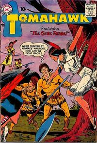 Cover Thumbnail for Tomahawk (DC, 1950 series) #56