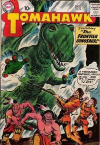 Cover Thumbnail for Tomahawk (DC, 1950 series) #58