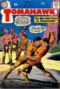 Cover Thumbnail for Tomahawk (DC, 1950 series) #63