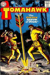 Cover Thumbnail for Tomahawk (DC, 1950 series) #65