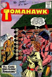 Cover Thumbnail for Tomahawk (DC, 1950 series) #69