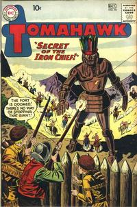 Cover Thumbnail for Tomahawk (DC, 1950 series) #70
