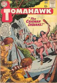 Cover Thumbnail for Tomahawk (DC, 1950 series) #71