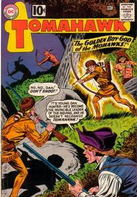Cover Thumbnail for Tomahawk (DC, 1950 series) #77