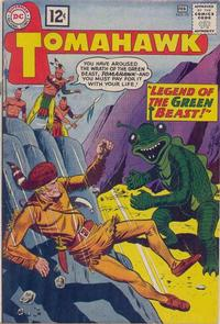Cover Thumbnail for Tomahawk (DC, 1950 series) #78