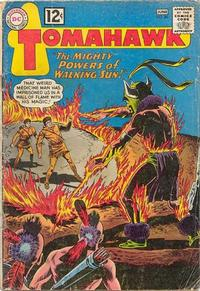 Cover Thumbnail for Tomahawk (DC, 1950 series) #80