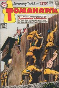 Cover Thumbnail for Tomahawk (DC, 1950 series) #83