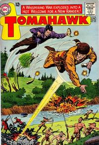 Cover Thumbnail for Tomahawk (DC, 1950 series) #85