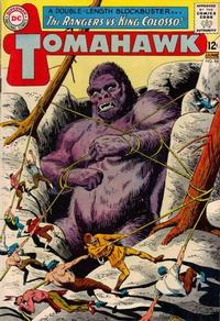 Cover Thumbnail for Tomahawk (DC, 1950 series) #86