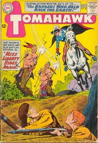 Cover Thumbnail for Tomahawk (DC, 1950 series) #88