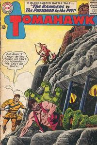 Cover Thumbnail for Tomahawk (DC, 1950 series) #90
