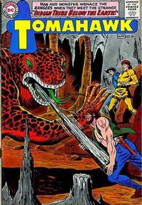 Cover Thumbnail for Tomahawk (DC, 1950 series) #91
