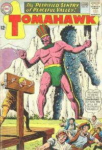 Cover Thumbnail for Tomahawk (DC, 1950 series) #92