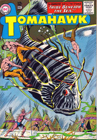 Cover Thumbnail for Tomahawk (DC, 1950 series) #95