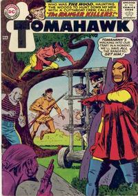 Cover Thumbnail for Tomahawk (DC, 1950 series) #96