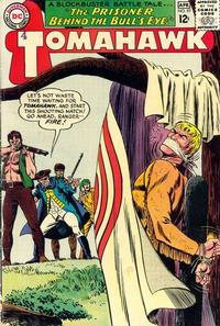 Cover Thumbnail for Tomahawk (DC, 1950 series) #97