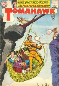 Cover Thumbnail for Tomahawk (DC, 1950 series) #98