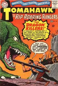 Cover Thumbnail for Tomahawk (DC, 1950 series) #102