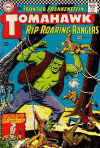 Cover Thumbnail for Tomahawk (DC, 1950 series) #103