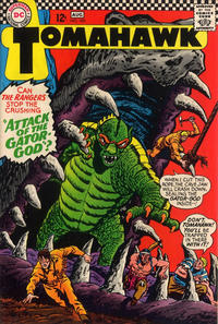 Cover Thumbnail for Tomahawk (DC, 1950 series) #105