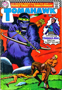 Cover Thumbnail for Tomahawk (DC, 1950 series) #107