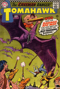 Cover Thumbnail for Tomahawk (DC, 1950 series) #109