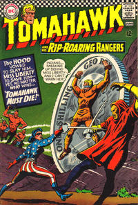 Cover Thumbnail for Tomahawk (DC, 1950 series) #110