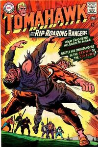 Cover Thumbnail for Tomahawk (DC, 1950 series) #112