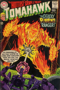 Cover Thumbnail for Tomahawk (DC, 1950 series) #115