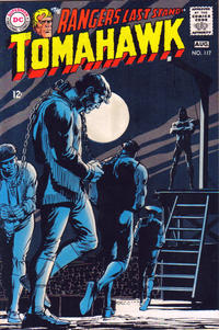 Cover Thumbnail for Tomahawk (DC, 1950 series) #117