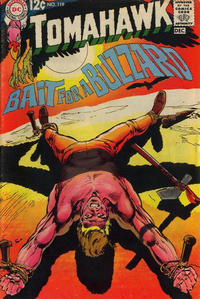 Cover Thumbnail for Tomahawk (DC, 1950 series) #119