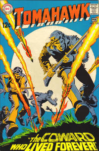 Cover Thumbnail for Tomahawk (DC, 1950 series) #120
